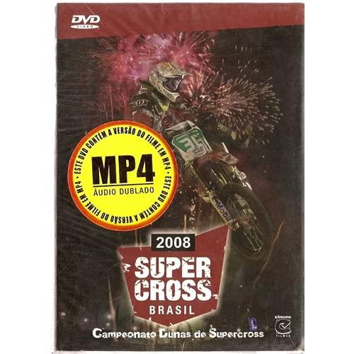 DVD MP4 Super Cross Brasil ( 2008 ) Europa Filmes