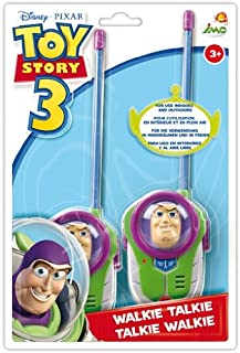 Toy Story 14646 Walkie Talkies  3 Years & Above,Multi color
