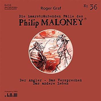 Die haarsträubenden Fälle des Philip Maloney, Vol. 36