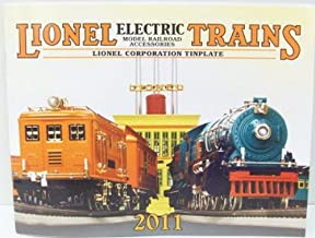 Lionel 2011 Tinplate Lionel Corporation Catalog by MTH