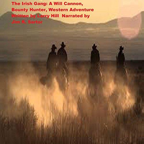The Irish Gang audiobook cover art
