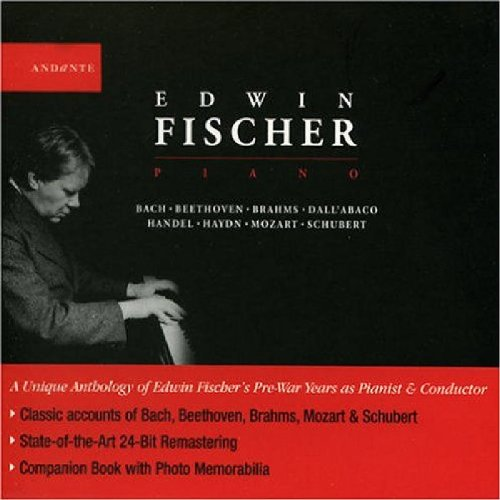 Edwin Fischer,Piano