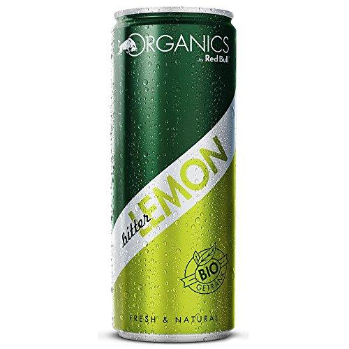 Red Bull Organics Bitter Lemon 24x0,25l EINWEG