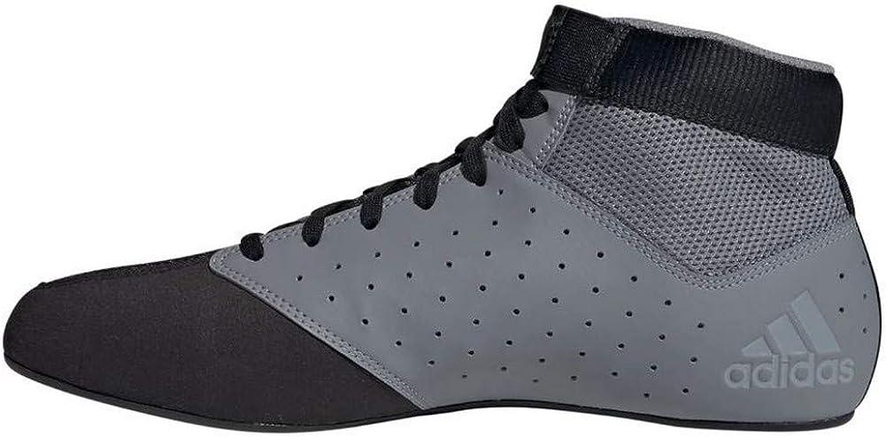 adidas Men's Mat Hog Inventory cleanup selling sale Wrestling 2.0 National uniform free shipping Shoe