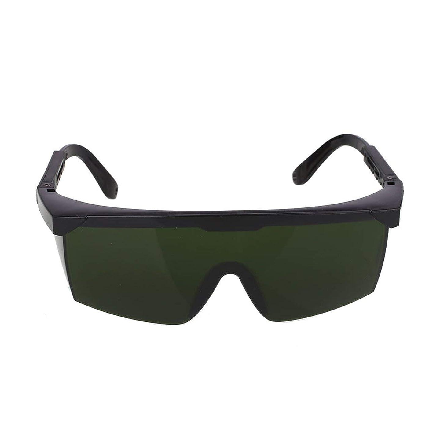 引用大学院甥DeeploveUU IPL/E-ライト脱毛用安全メガネ保護メガネユニバーサルゴーグルアイウェア