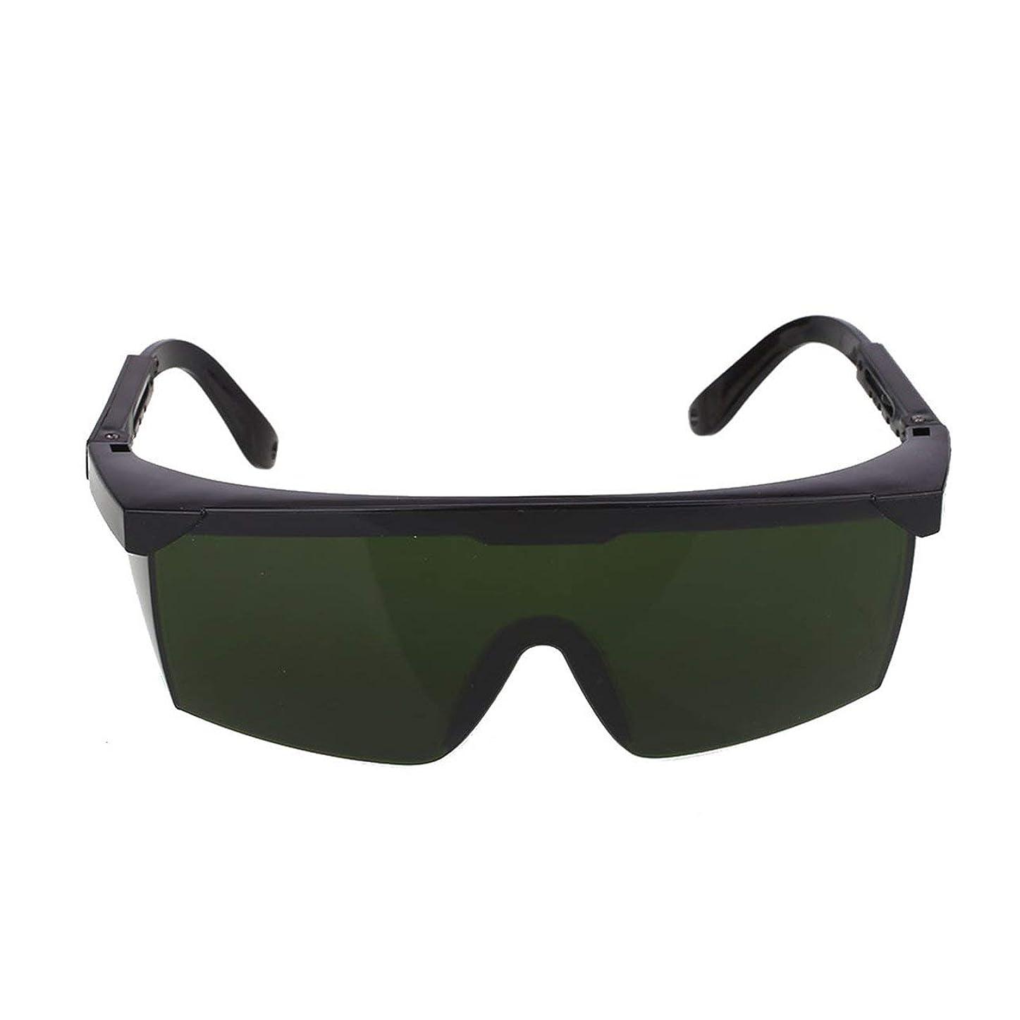 作業お気に入り混乱DeeploveUU IPL/E-ライト脱毛用安全メガネ保護メガネユニバーサルゴーグルアイウェア