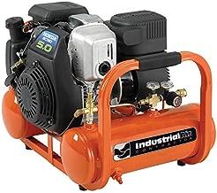 Industrial Air Contractor 4 Gallon Portable Pontoon Air Compressor with 5 HP Honda Gas Engine