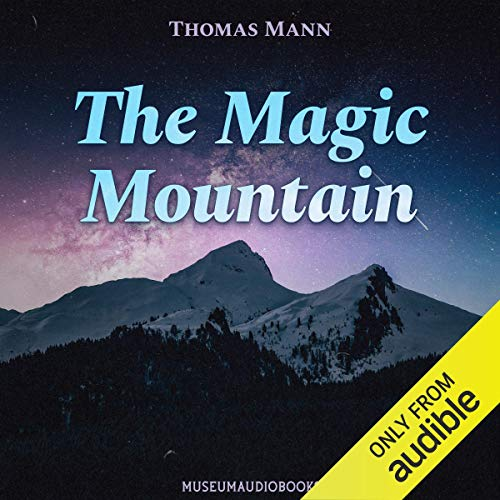 The Magic Mountain cover art