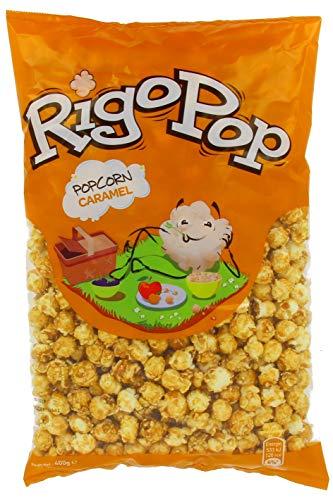 pop corn caramel auchan