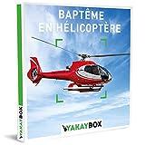 YAKAYBOX - Box Cadeau - Coffret Baptême en Hélicoptère