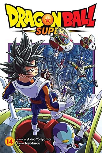 Dragon Ball Super, Vol. 14: Son Goku, Galactic Patrol Officer (English Edition)