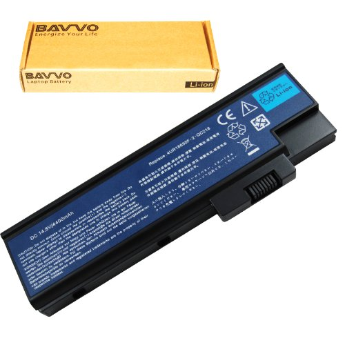 Bavvo 8-Cell Battery Compatible with ACER Aspire 9000