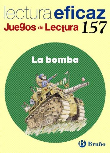La bomba Juego de Lectura (Castellano - Material Complementario - Juegos De Lectura) - 9788421668894 (Juegos Lectura Eficaz)