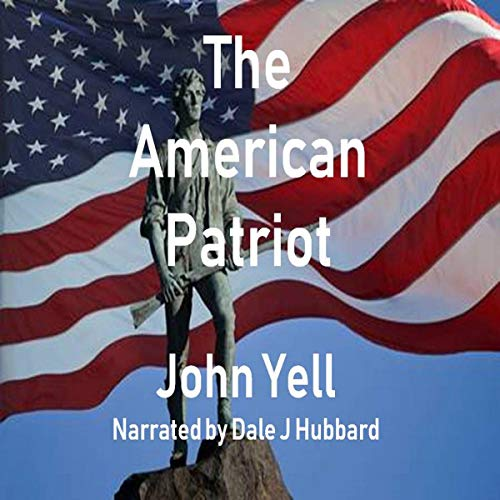 The American Patriot audiobook cover art