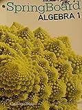 SPRINGBOARD ALGEBRA [Consumable Student Edition]