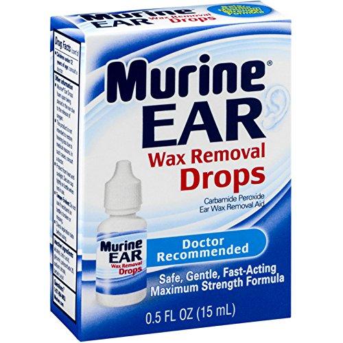 Murine Cerume rimozione Drops 0.50 oz