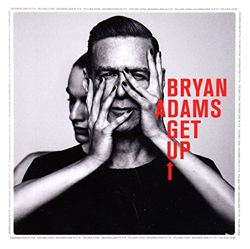 Bryan Adams: Get Up (PL) [CD]