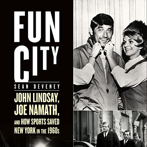 Fun City  By  cover art