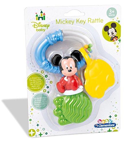 Clementoni Mickey Mouse - Hochet clé 145065
