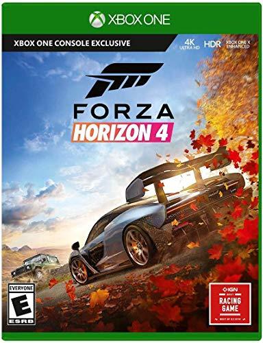 Forza Horizon 4 Standard Edition – Xbox One (Video Game)