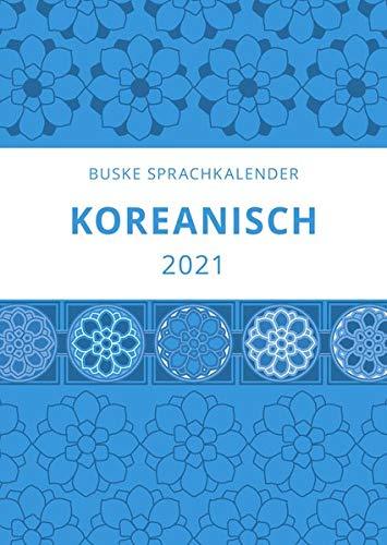 Sprachkalender Koreanisch 2021