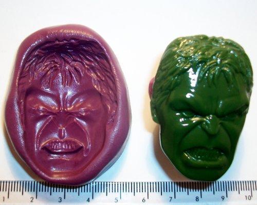 Moule en silicone Hulk Décoration de gâteaux