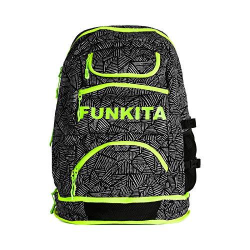 Funkita Elite Squad Backpack Black Widow Rucksack