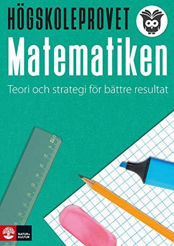 Högskoleprovet : matematiken