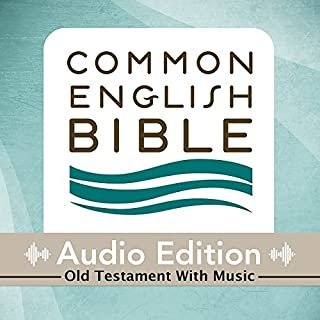 CEB Common English Bible Audio Edition Old Testament with Music Titelbild