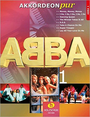 Akkordeon pur: ABBA 1