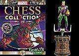 Figura de Ajedrez de Resina Marvel Chess Collection Nº 74 Goblin King