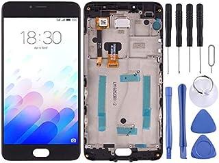 携帯電話の交換用LCDの画面 for Meizu M3 Note/Meilan Note 3 LCD画面およびデジタイザフルアセンブリ、フレーム付き 電話LCDディスプレイ