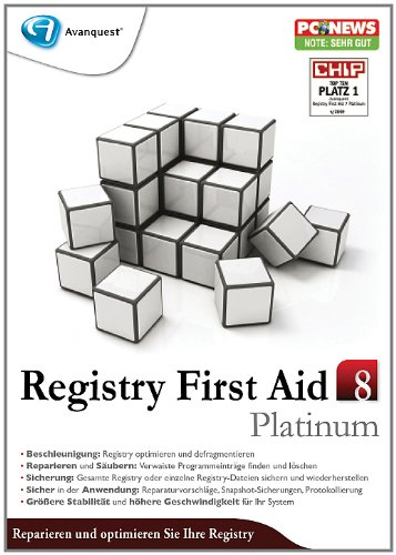 Registry First Aid 8 Platinum [Download]