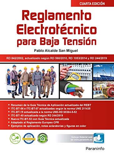 profesional ranking Código de baja tensión eléctrica 4a edición 2019 elección