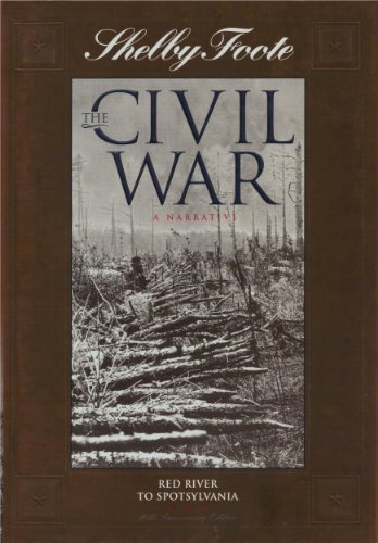 The Civil War: A Narrative, Volume 10: Red River to Spotsylvania - Book #10 of the Civil War: A Narrative, 40th Anniversary Edition