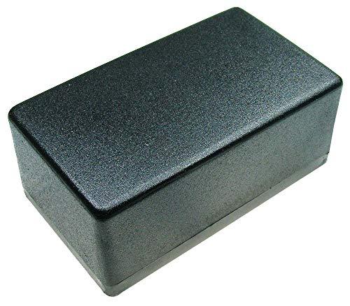 Kemo G082 Universal-Gehäuse 120 x 70 x 50 Kunststoff Schwarz 1 St.