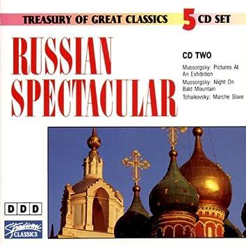Russian Spectacular (Vol 2)