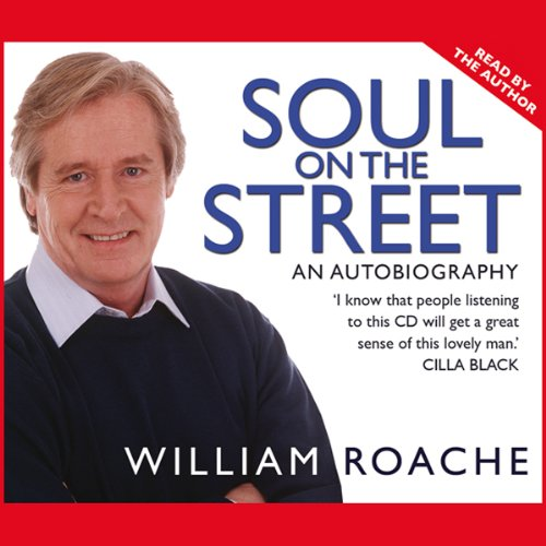 Soul on the Street audiobook cover art
