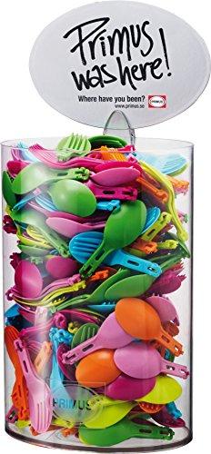 Primus : htklapp Couverts Lot de 200 Fashion Colours