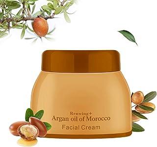 Moisturizing Cream, 50g Argan Oil Face Care Cream Moisturizing Nourishing Face Cream for Face, Neck Day and Night Anti-Wri...