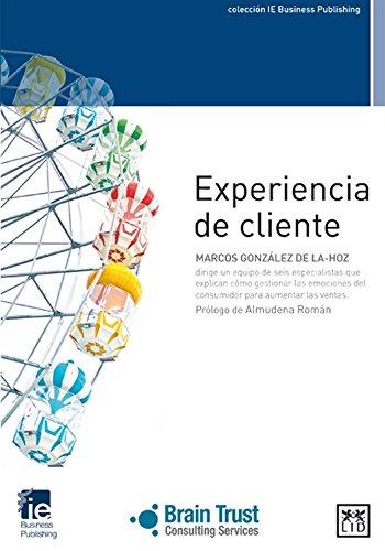 Experiencia de cliente (colección IE Business Publishing)