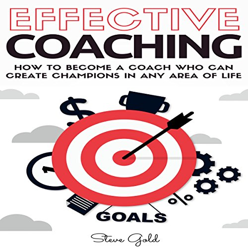 Effective Coaching audiobook cover art