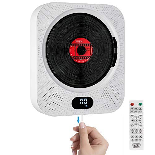 Portable CD Player with Bluetoot...