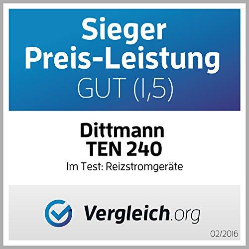 Dittmann Tensgerät TENS 240 - 5