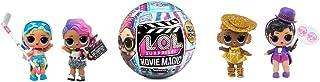 LOL Surprise Movie Magic poppen met 10 verrassinge Inclusief pop, Filmrekwisieten, Unieke filmscènekaart, en accessoires -...