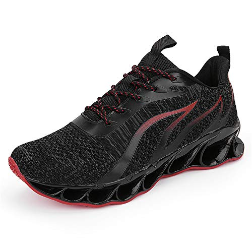 XPERSISTENCE Tennis Shoes for Men Slip on Comfort Best Walking Fitness Sports Gym Workout Sneakers