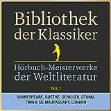 Hörbuch-Meisterwerke der Weltliteratur, Teil 1: Bibliothek der Klassiker