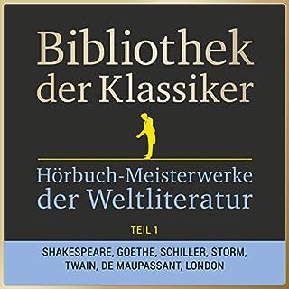 Hörbuch-Meisterwerke der Weltliteratur, Teil 1 (Bibliothek der Klassiker) Titelbild