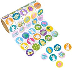 Rhode Island Novelty Assorted Easter Theme Stickers Lot of 500
