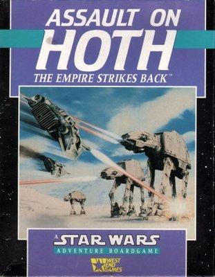 Assault on Hoth (Star Wars) [BOX SET] by Paul Murphy (1988-05-03)